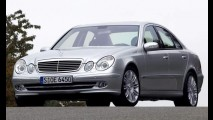 NHTSA também investiga Mercedes-Benz Classe E por falha nos airbags