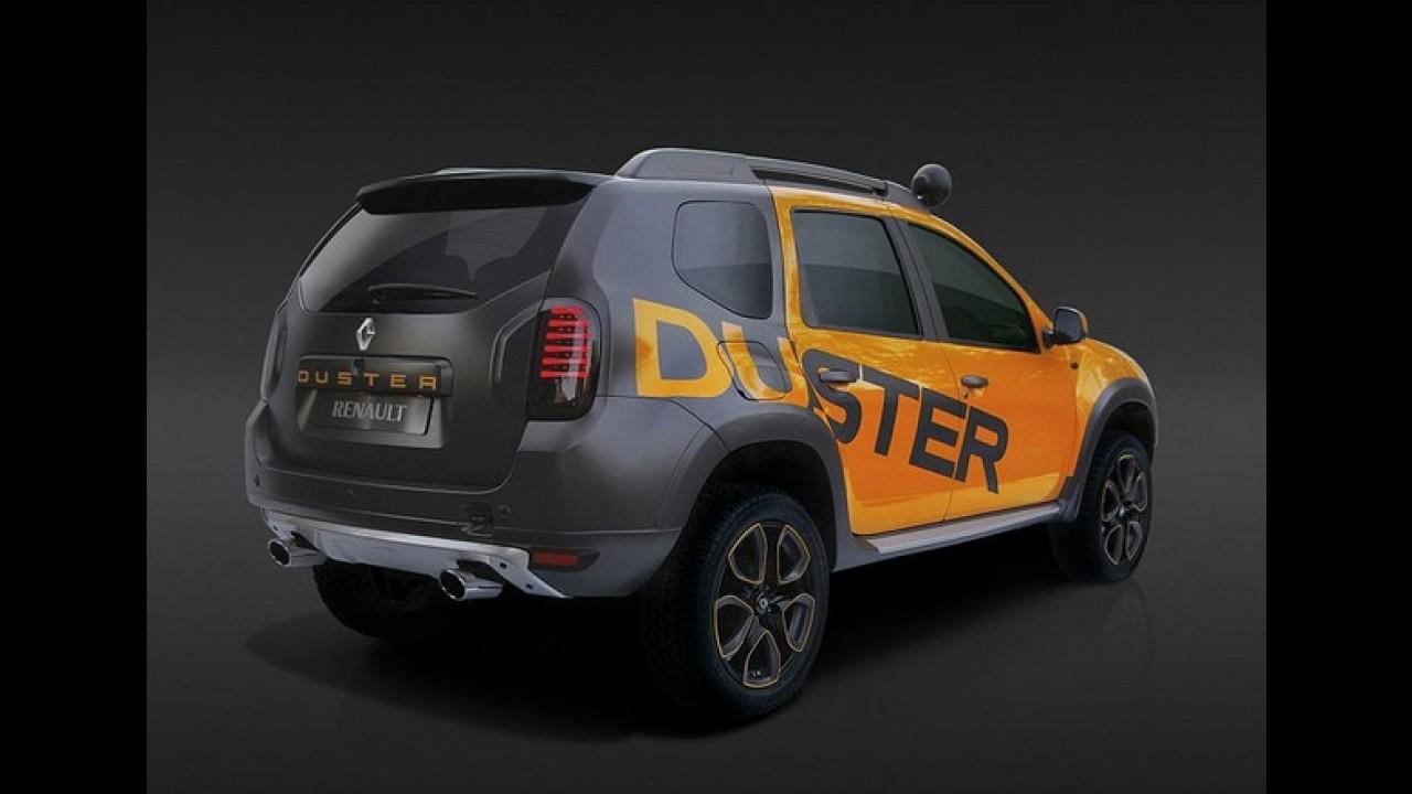Lembra do Duster Detour Concept? Uma revenda na Índia criou sua própria versão