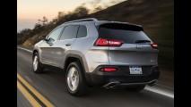 Mais uma vez: Jeep convoca Cherokee para reparar falha no câmbio de 9 marchas