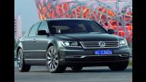 Próxima geração do sedã Phaeton estreará nova linguagem de design da Volkswagen
