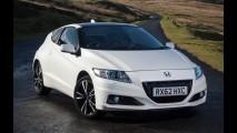 Honda deixará de oferecer híbridos Insight e CR-Z na Europa