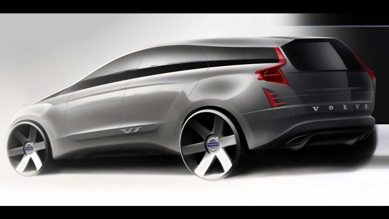 Próxima geração do Volvo XC90 terá novos sistemas de segurança
