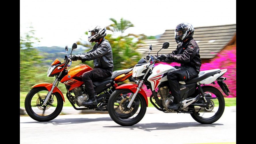 Motos: produção cai 16,3% em outubro; vendas também apresentam queda