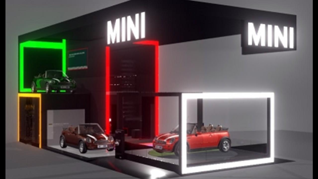 BMW antecipa stand da MINI no Salão do Automóvel