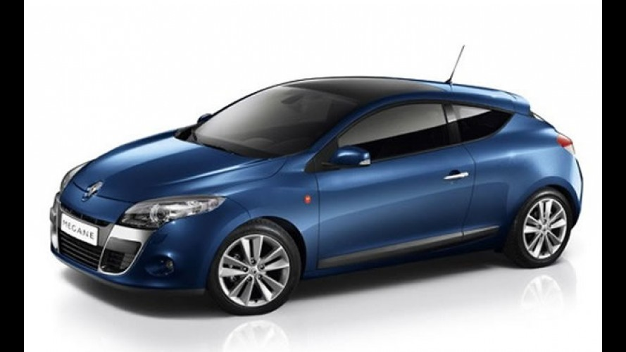 Renault Mégane Coupe ganha versão que aceita Etanol E85 na Europa