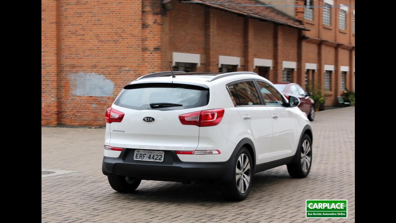 Kia já comercializa Novo Sportage Flex no Brasil com preço inicial de R$ 90.900