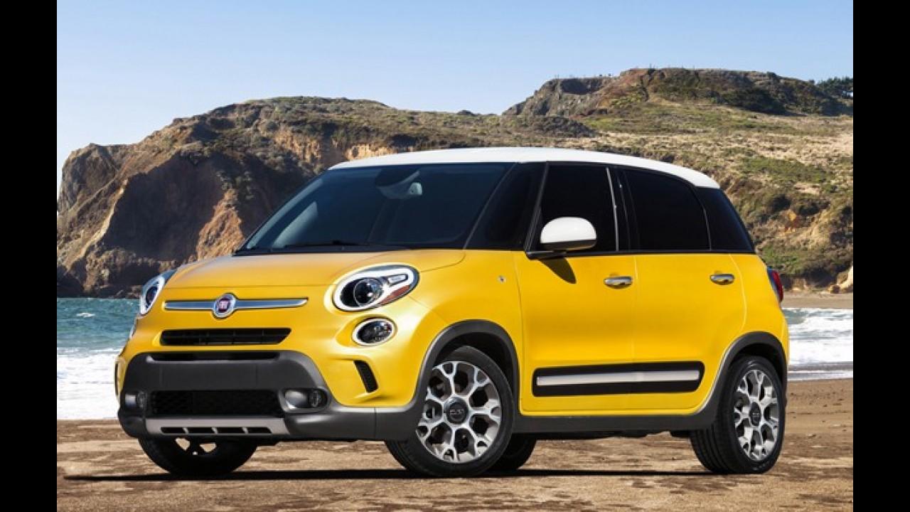 """Segredo: Fiat prepara """"Grande 500"""" para o lugar do Punto em 2015"""