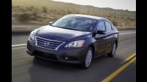 Nissan Sentra 2013 tem preços divulgados nos Estados Unidos