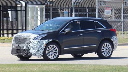 2020 Cadillac XT5 Spied Showing Off Some New Design Cues