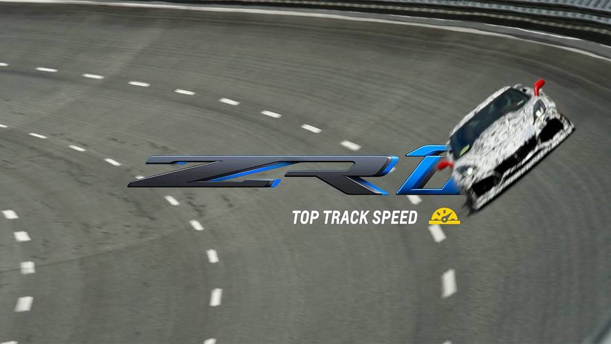 Chevrolet Corvette ZR1, il video del record a 341 km/h