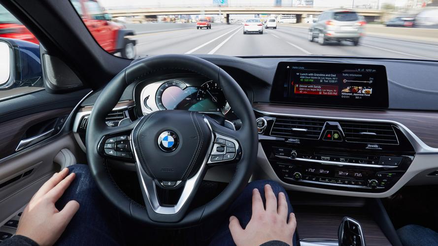 BMW a guida autonoma, al via i test in Cina