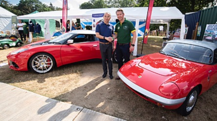 Win the 100,000th Lotus ever built