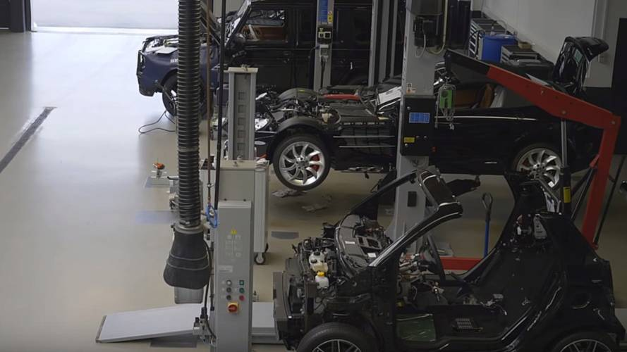 Take An 18-Minute Tour Of The Brabus Factory