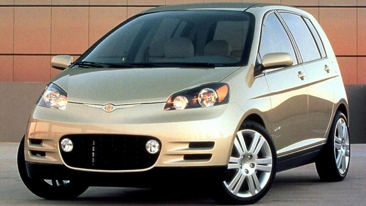 1999 Chrysler Java konsepti