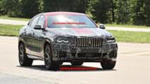 Photos espion - BMW X6 (2020)