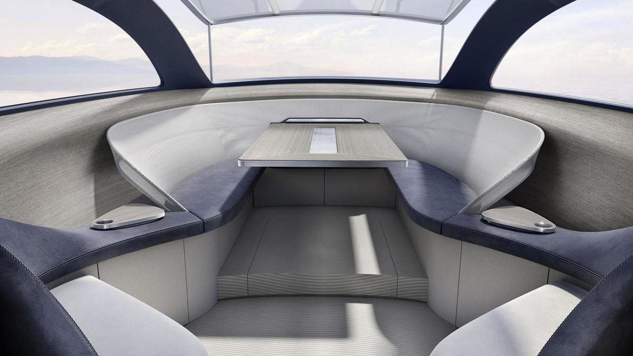 Mercedes ARROW460 Granturismo luxury yacht 26.9.2013