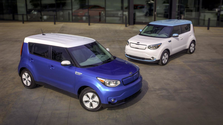 2015 Kia Soul EV pricing announced (US)