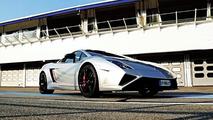 Lamborghini Gallardo LP 570-4 Squadra Corse hits the track 01.10.2013