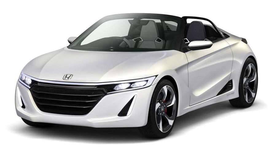 Honda S660 concept debuts in Tokyo, production model due in 2015
