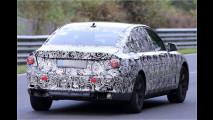 Neuer BMW 7er erwischt