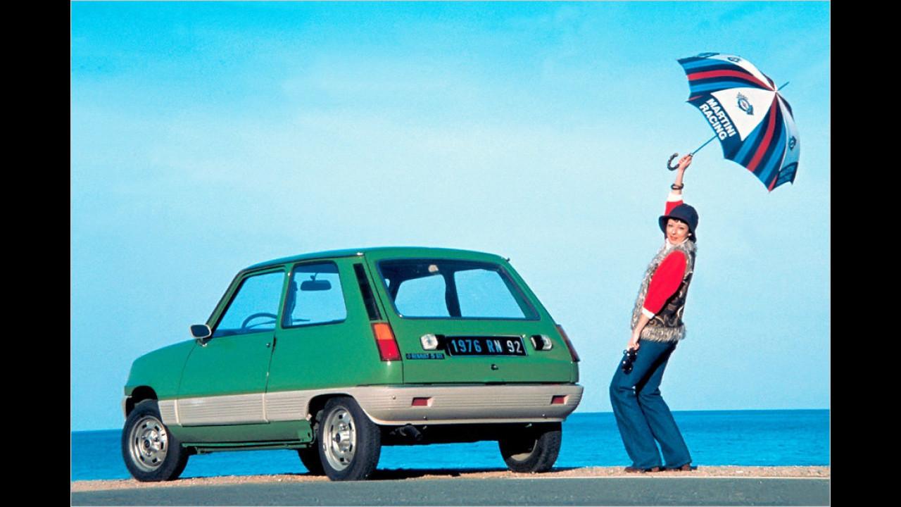 40 Jahre Renault 5
