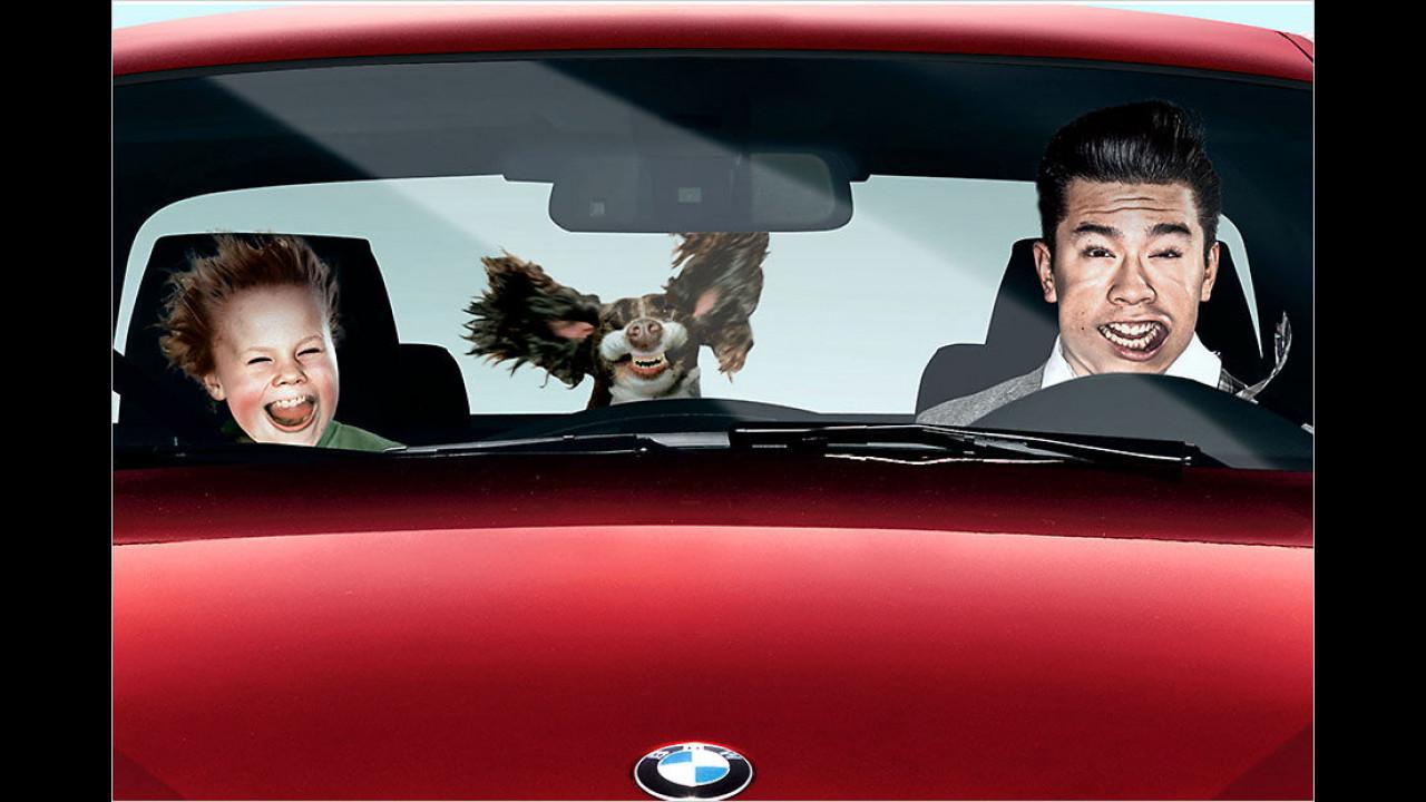 (2014) BMW England: Beschleunigungs-Simulator