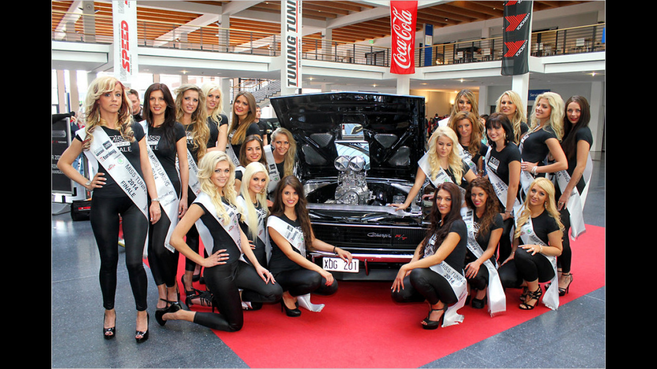 Miss Tuning Wahl