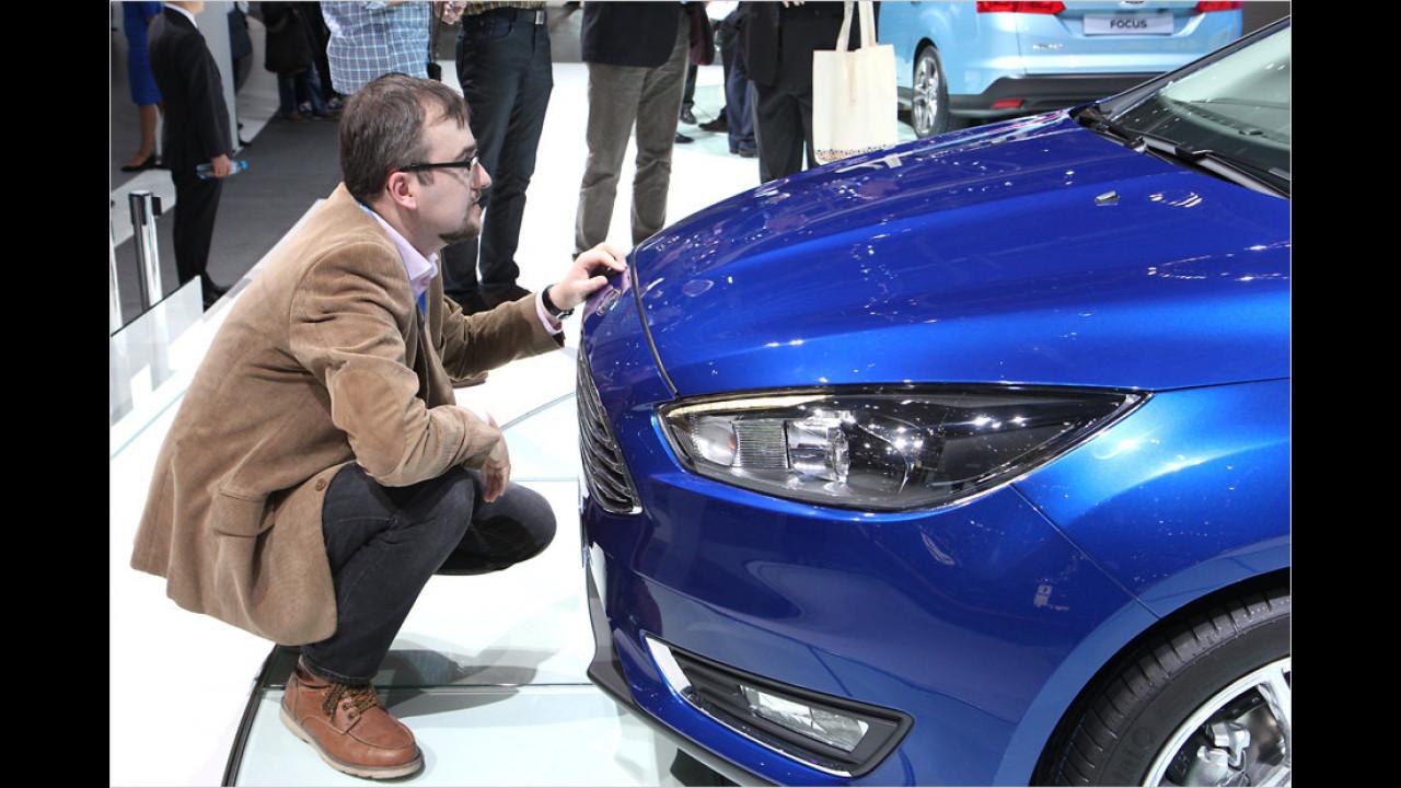 Der geliftete Ford Focus im Erstcheck