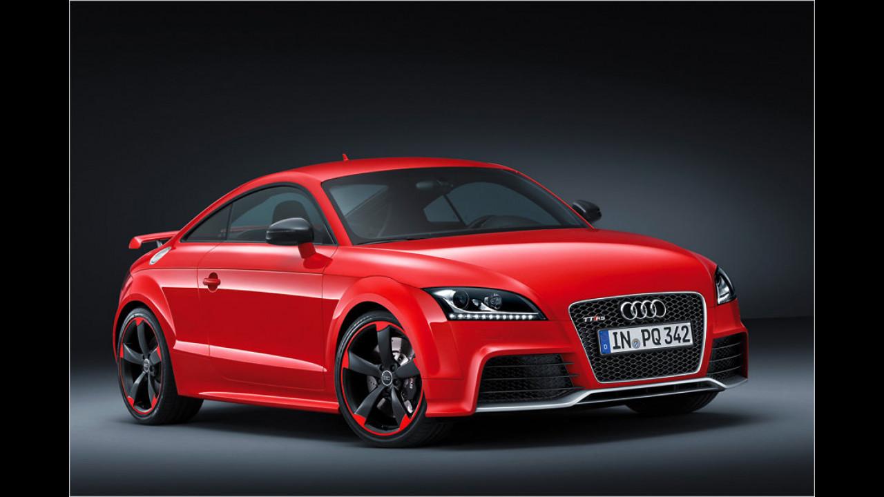 Audi TT RS plus Coupé