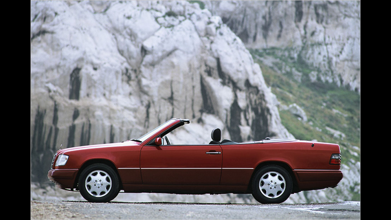 Mercedes W 124 Cabriolet (1992)