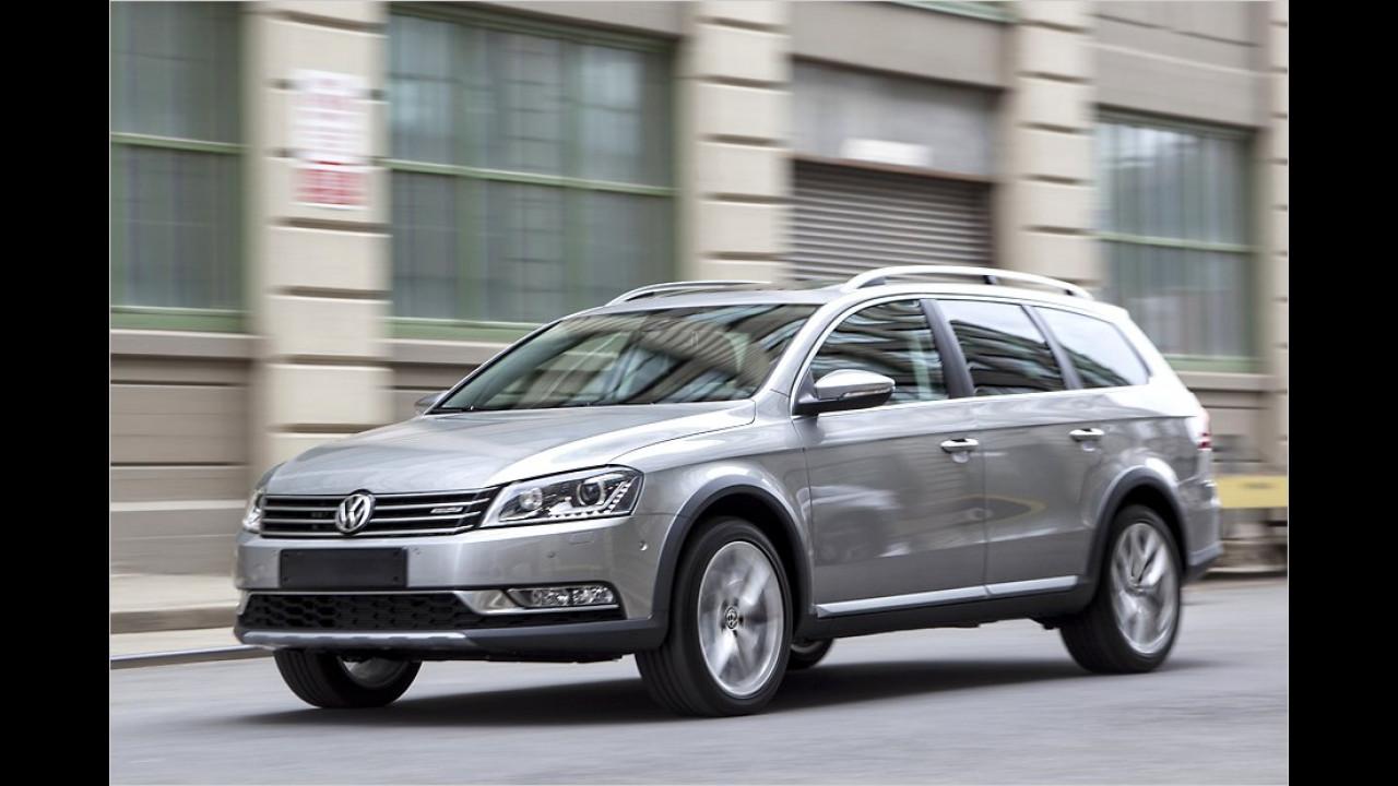 VW Passat Alltrack Concept