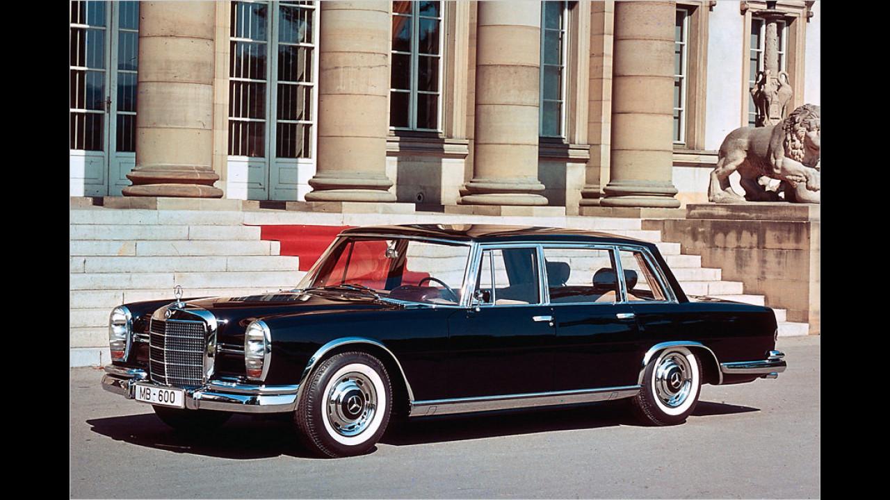 50 Jahre Mercedes 600