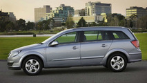 Opel Astra to Australia and New Zealand