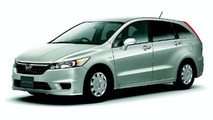 All New Honda Stream (JA)