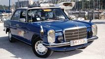 Mercedes Benz 240 D with 4.6 million kilometers