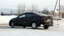 2007 Ford Mondeo spy photos
