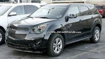 2010 Chevrolet Equinox spy photos