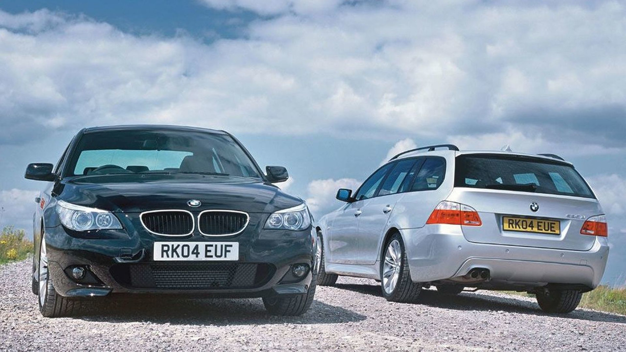 BMW 5 Series Saloon and Touring Sport Models