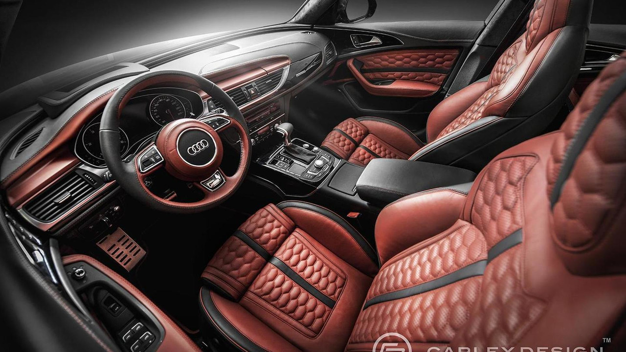 Audi A6 Avant by Carlex Design