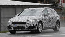 2016 Audi A4 Avant spied for the first time