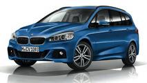 BMW 2-Series Gran Tourer gets M Sport Package