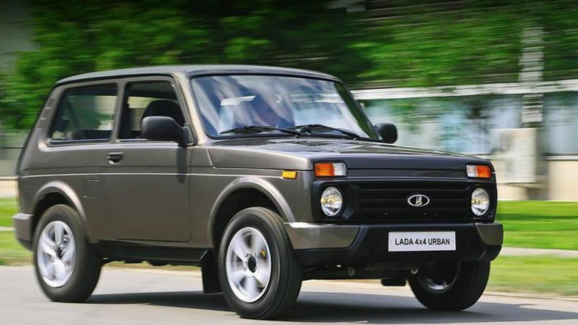 Anthony Auto Sales >> Third-gen Lada Niva 4x4 reportedly coming in 2018