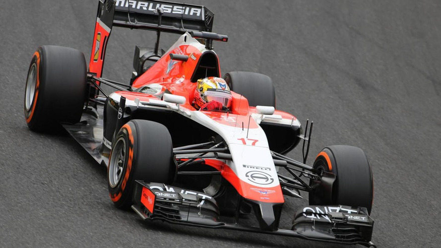Horror month for collapsing backmarker Marussia