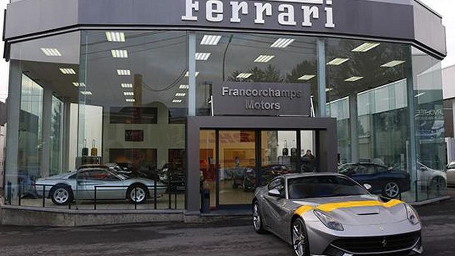 Ferrari F12 Berlinetta Tour de France 64
