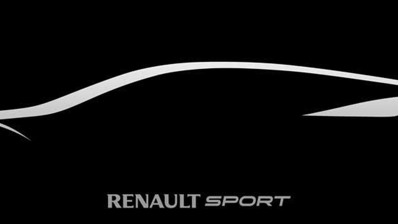 Renault Sport Trophy teaser