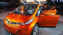 Chevrolet Bolt EV concept at 2015 NAIAS