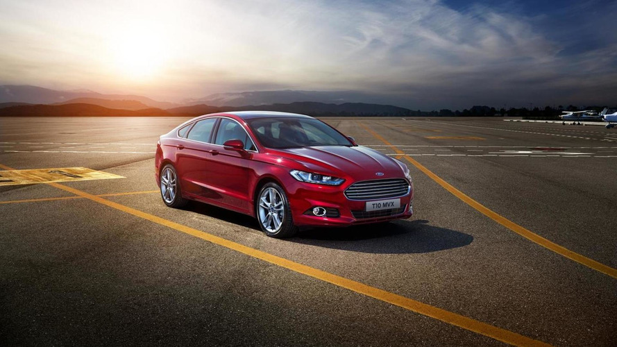 2015 Ford Mondeo pricing announced (UK)