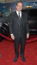 Clark Gregg With S.H.I.E.L.D. Acura MDX 13.4.2012