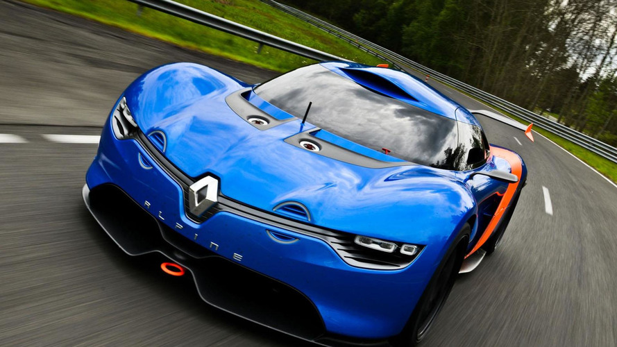 Lotus to build the Renault Alpine - report