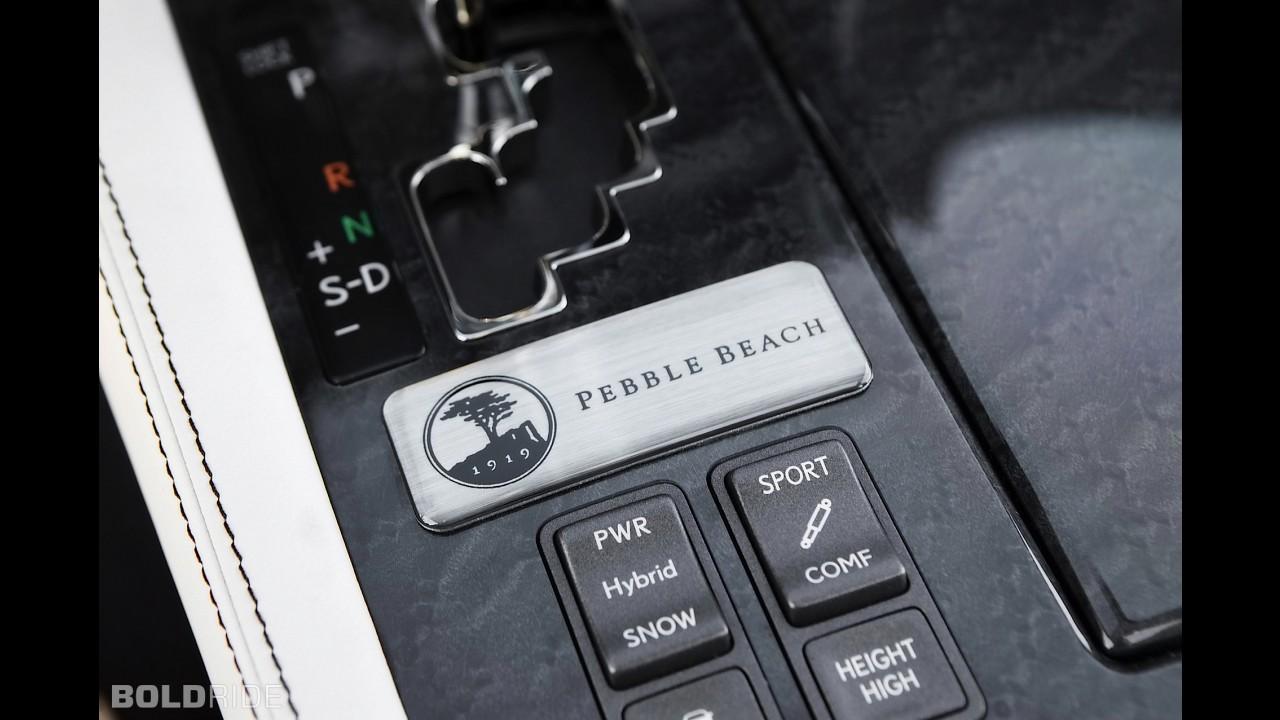 Lexus LS 600h L Pebble Beach Edition